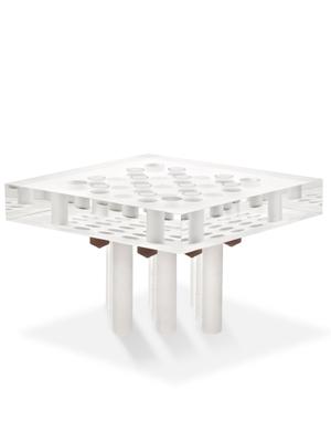 Steven Weinberg Glass Sculpture